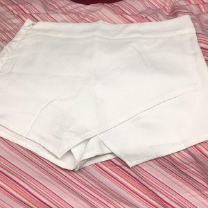 Other - White skort